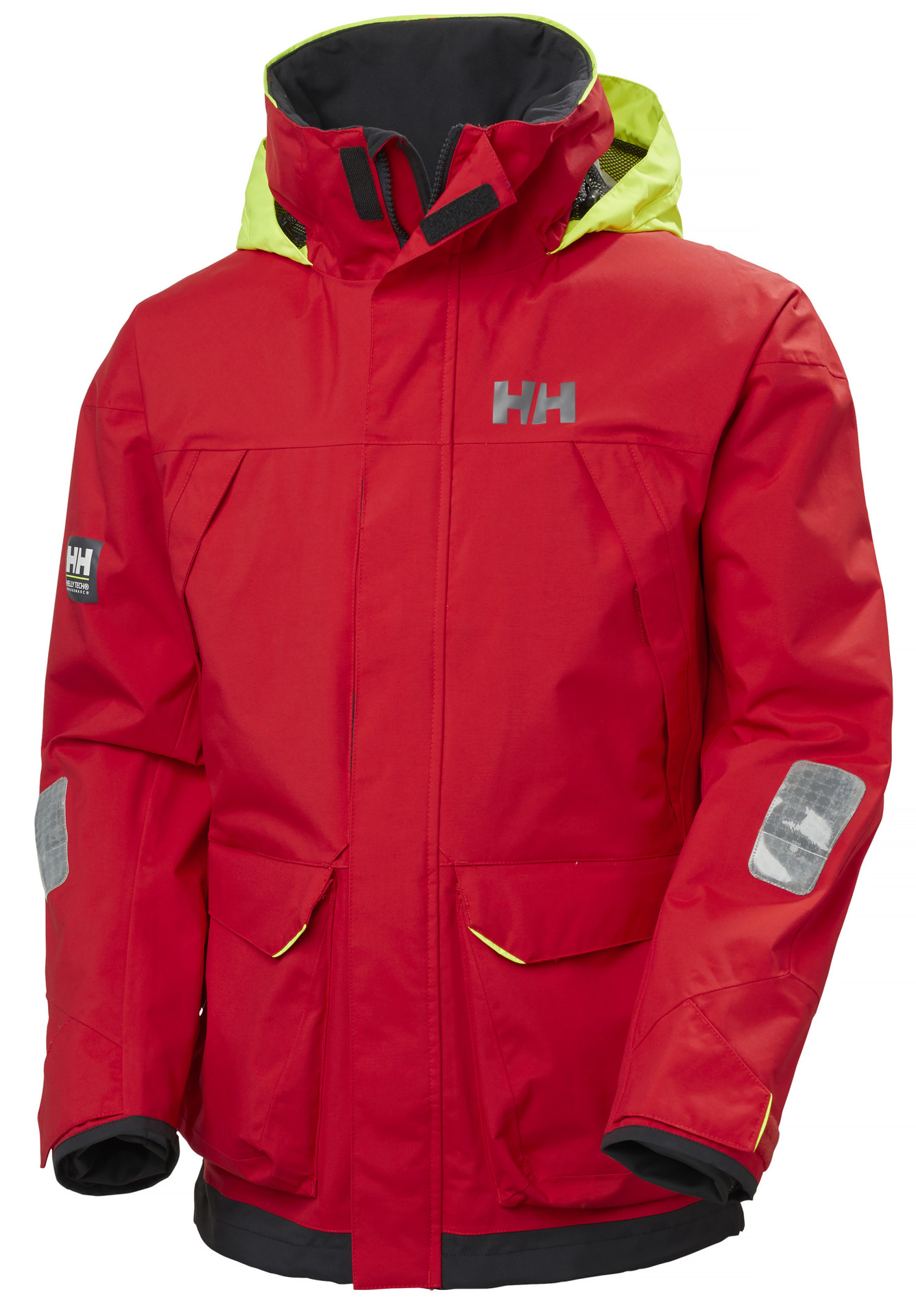 Helly Hansen Pier 3.0 Jas Alert Red