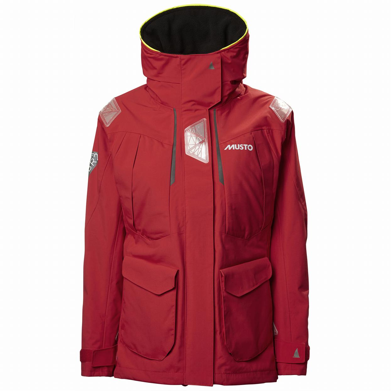 Musto BR2 Dames Offshore Jas