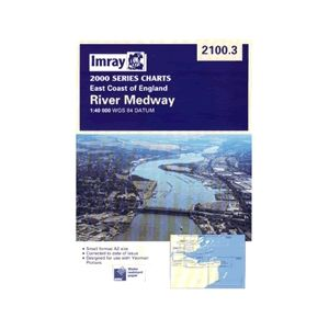 Imray 2100.3 River Thames