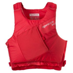 Spinlock Zwemvest Wing rood