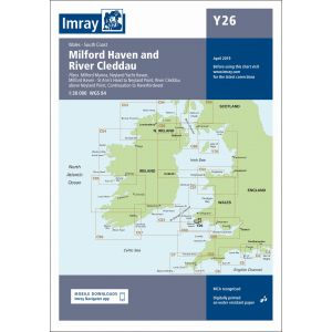Imray Y26 Milford Haven
