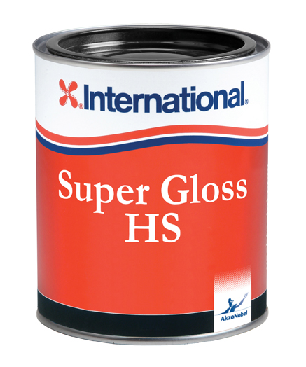 International Supergloss HS Kleurlak